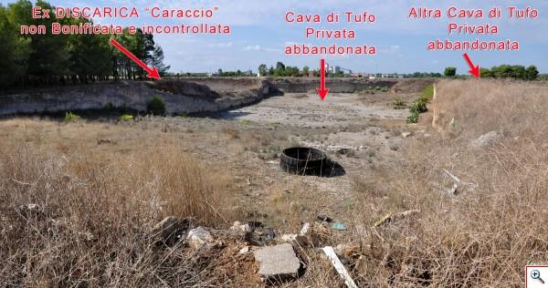 Foto Cava e Discarica