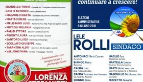 Liste e candidati Sindaci per le elezioni Comunali di Cutrofiano del 2016